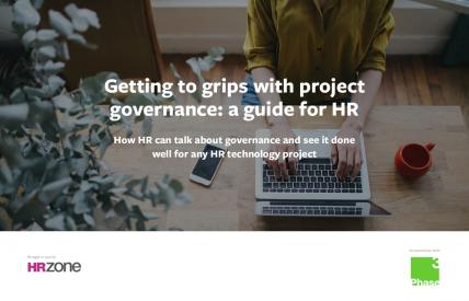HR guide to project governance
