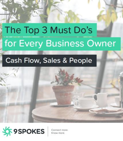 cashflow sales people free guide