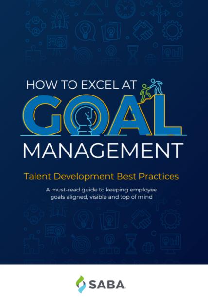 Saba Goal Management report