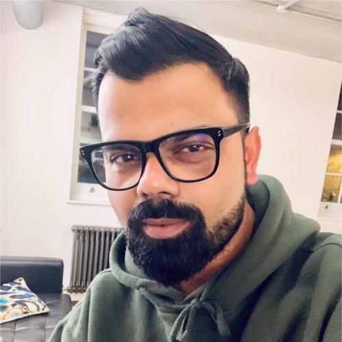 CEO of Good&Co, Samar Birwadker