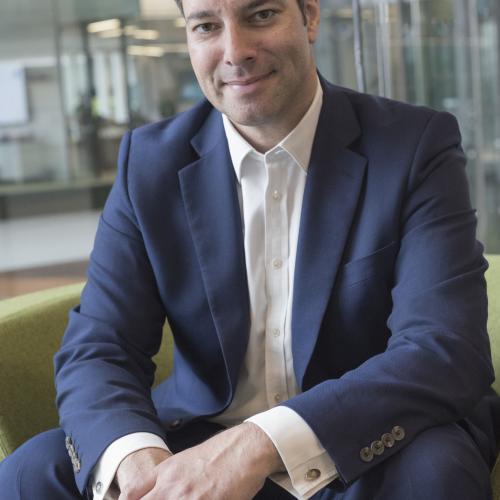 Adam Maskatiya, UK General Manager at Kaspersky Lab