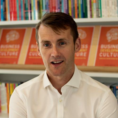 Alex Moyle Author Business Development Culture