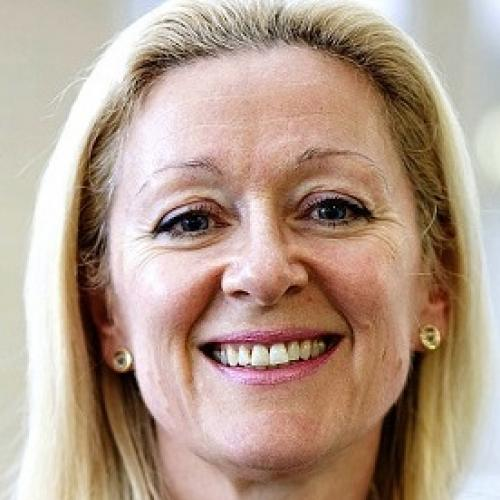 Caroline Gattrell from Lancaster University Management School