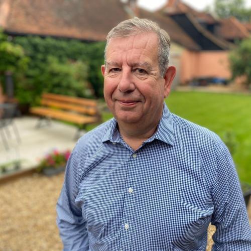 John Nicklin Managing Director - Juggl Desks