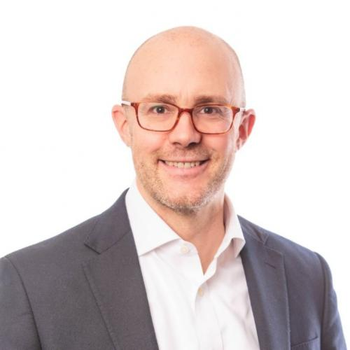 John Petter, CEO, Zellis