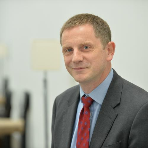 Liam Butler, VP and GM EMEA, SumTotal