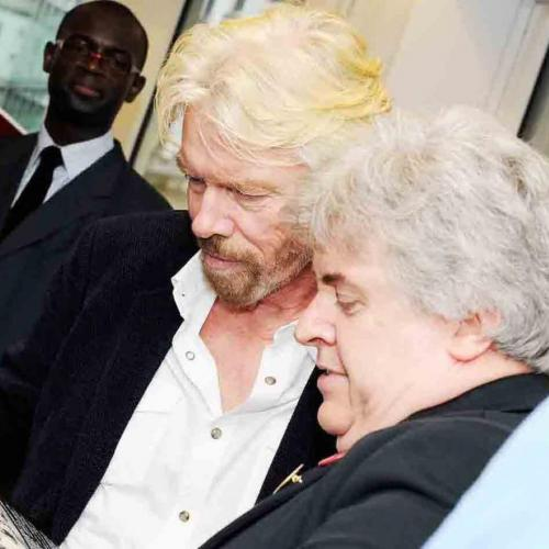 what kind of leadership style does sir richard branson uses What's your business management style  which of the following best describes your management style autocratic an autocratic leader insists on having control of all important decisions,  sir richard branson,.