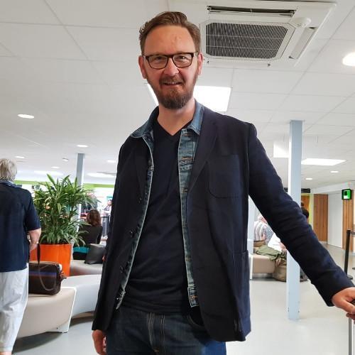 Richard Calvert, co-founder, The Thread Team