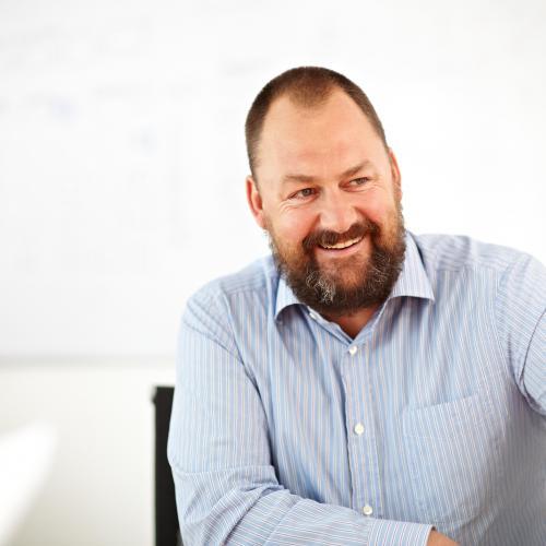 Rupert Morrison, CEO, OrgVue