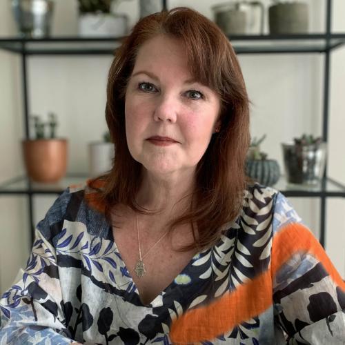 headshot of Susan Cox-Smith