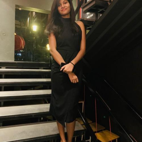 Bhagyashree shreenath