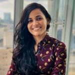 Mona Balasubramanian, Managing Consultant at Gallup
